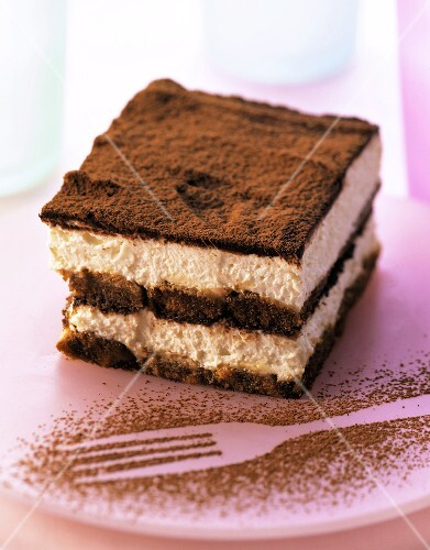 Tiramisù (Layered mascarpone and coffee dessert, Italy)