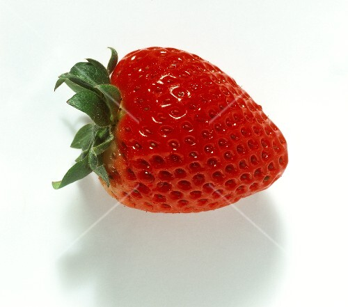 A Whole Strawberry