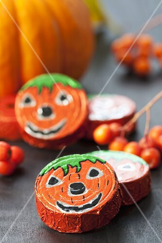 Halloween chocolates