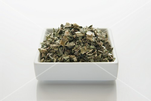 Dried milk thistle (cardui mariae herba)