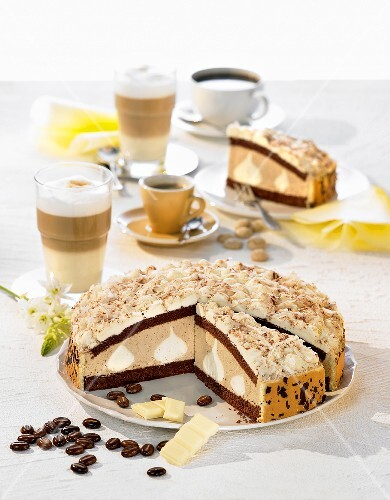 Latte Macchiato Cake