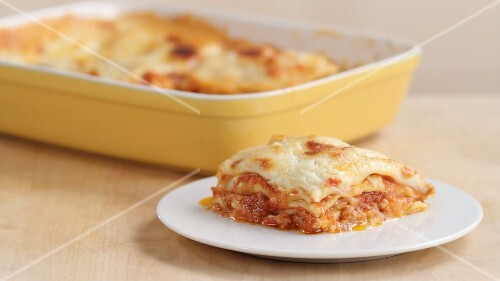 Lasagne al forno (English Voice Over)