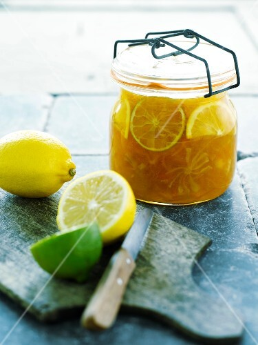 Citrus fruit marmelade