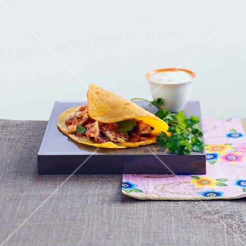 Chicken tortillas