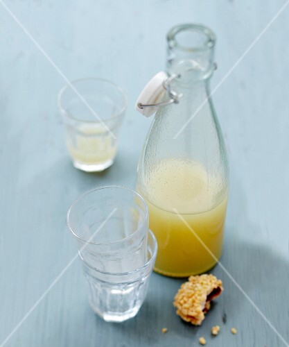 Almond cordial