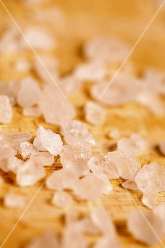 Close-Up of Salt