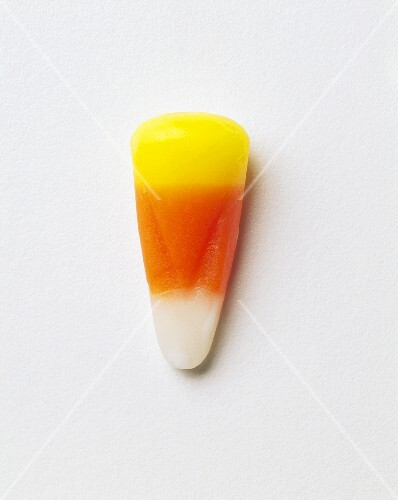One Piece of Candy Corn – buy images – StockFood