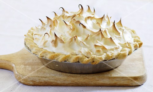 Lemon Meringue Pie (USA)