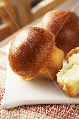 Brioche Rolls