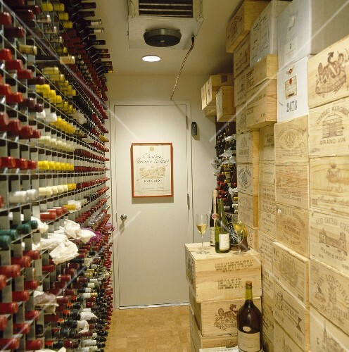 A Small Wine Cellar