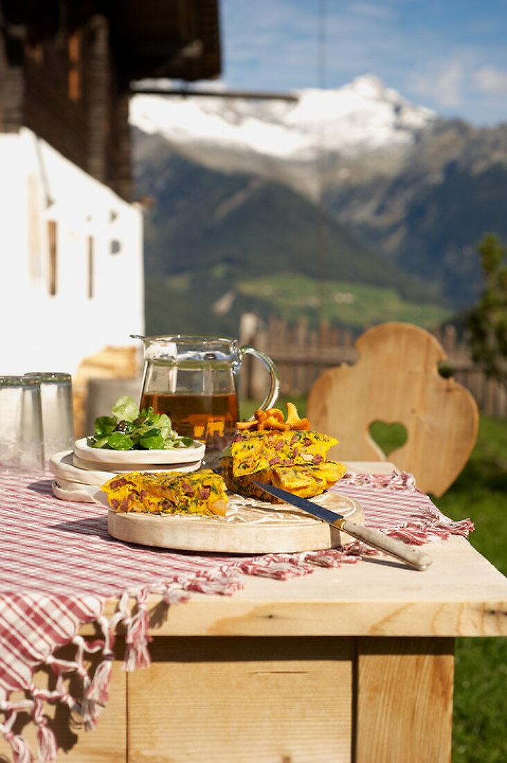 Autumn in Tirol