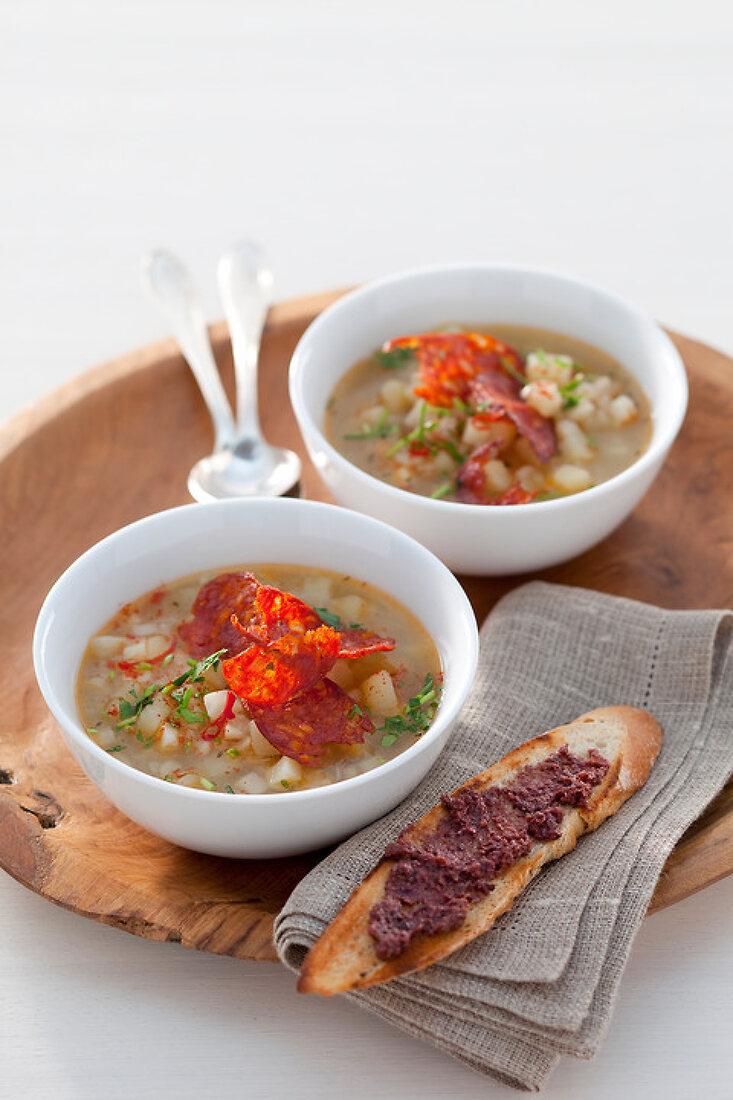 Soup is Super!