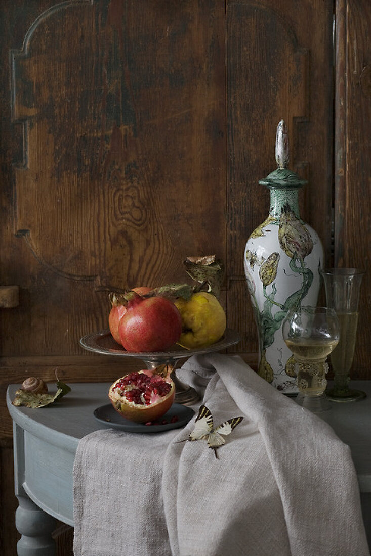A Passion for Pomegranate