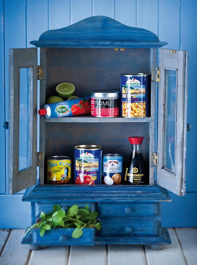 Cupboard Feast
