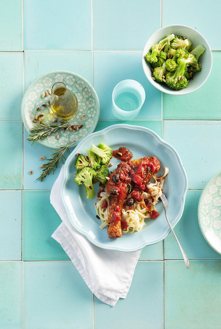 Stews and Salads