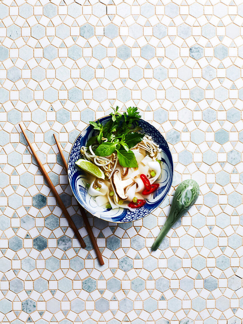 Pho Real- Noodle Bowls