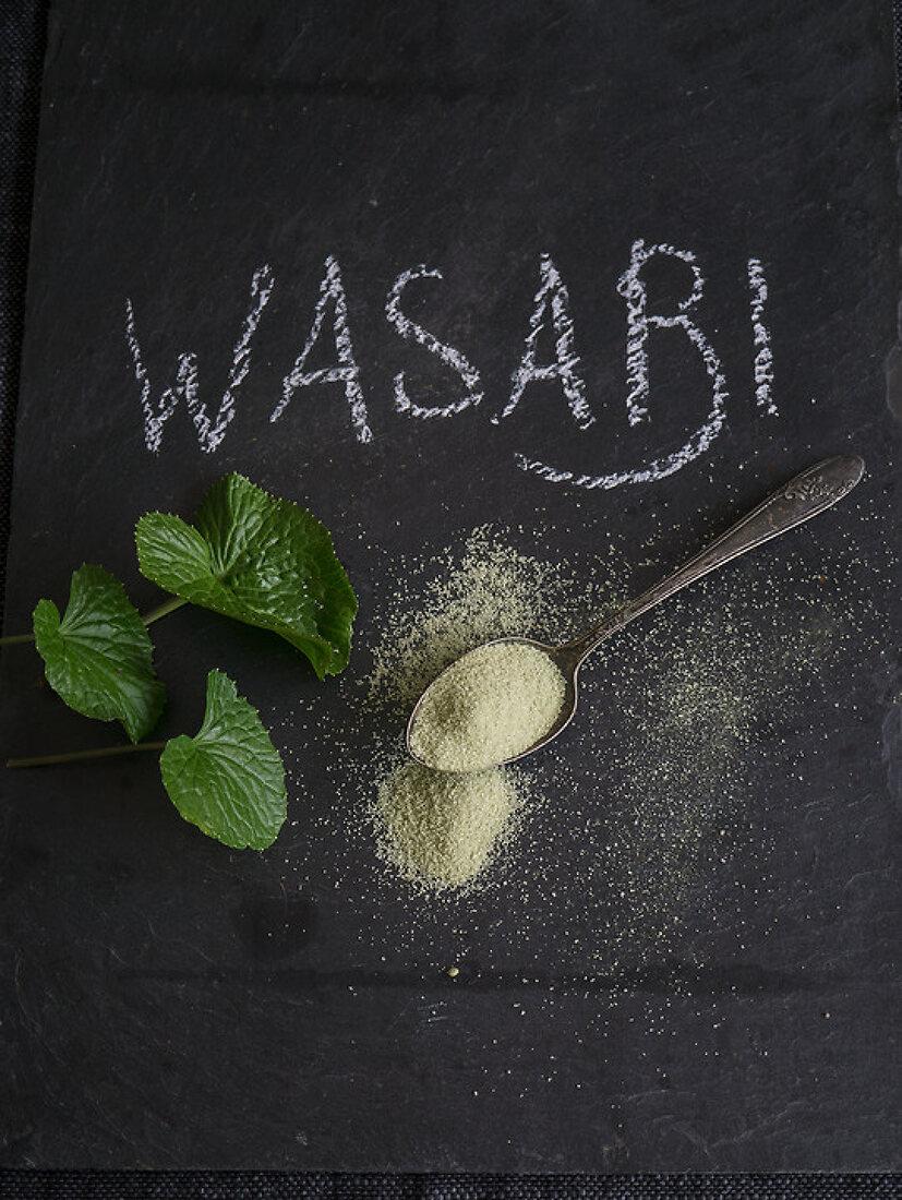 Hot Wasabi