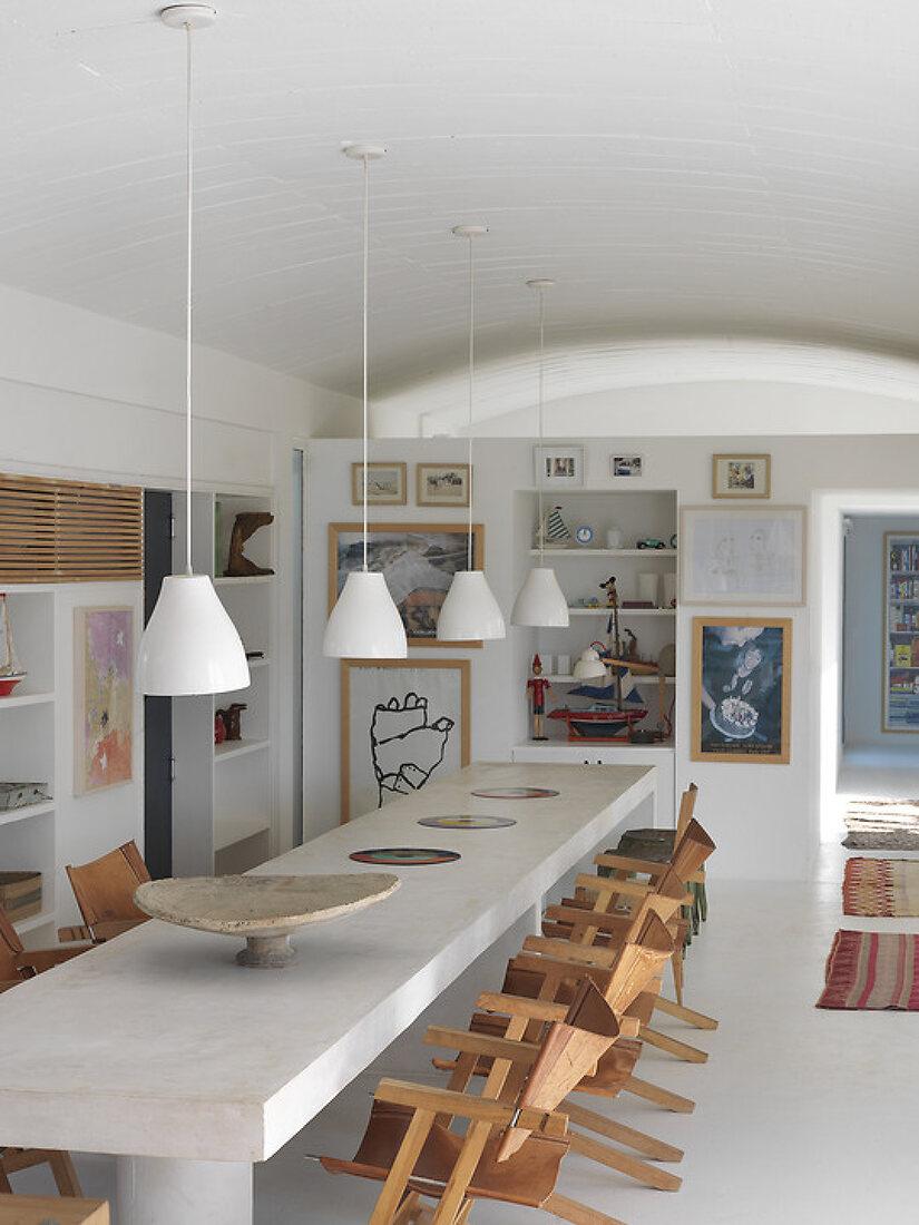 Boat Inspired Beach House