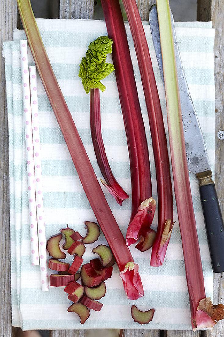 Time for Rhubarb