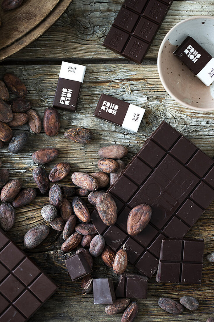 Tempting Recipes from The Master of Chocolate
