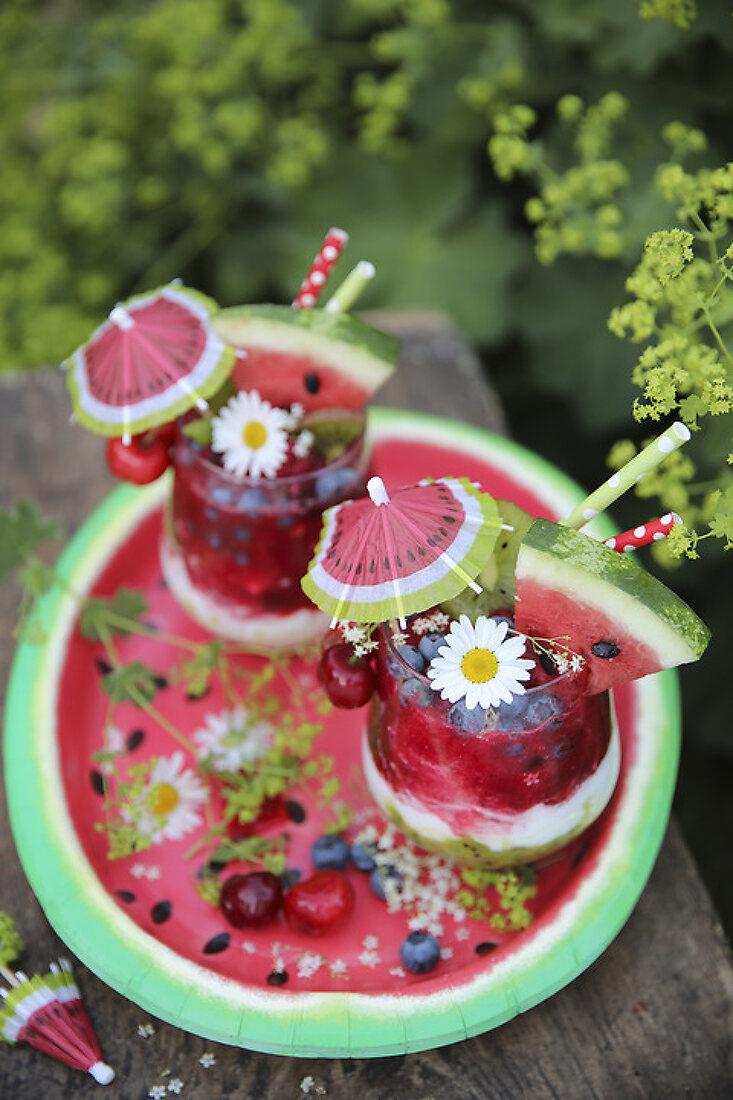 Watermelon Garden Party