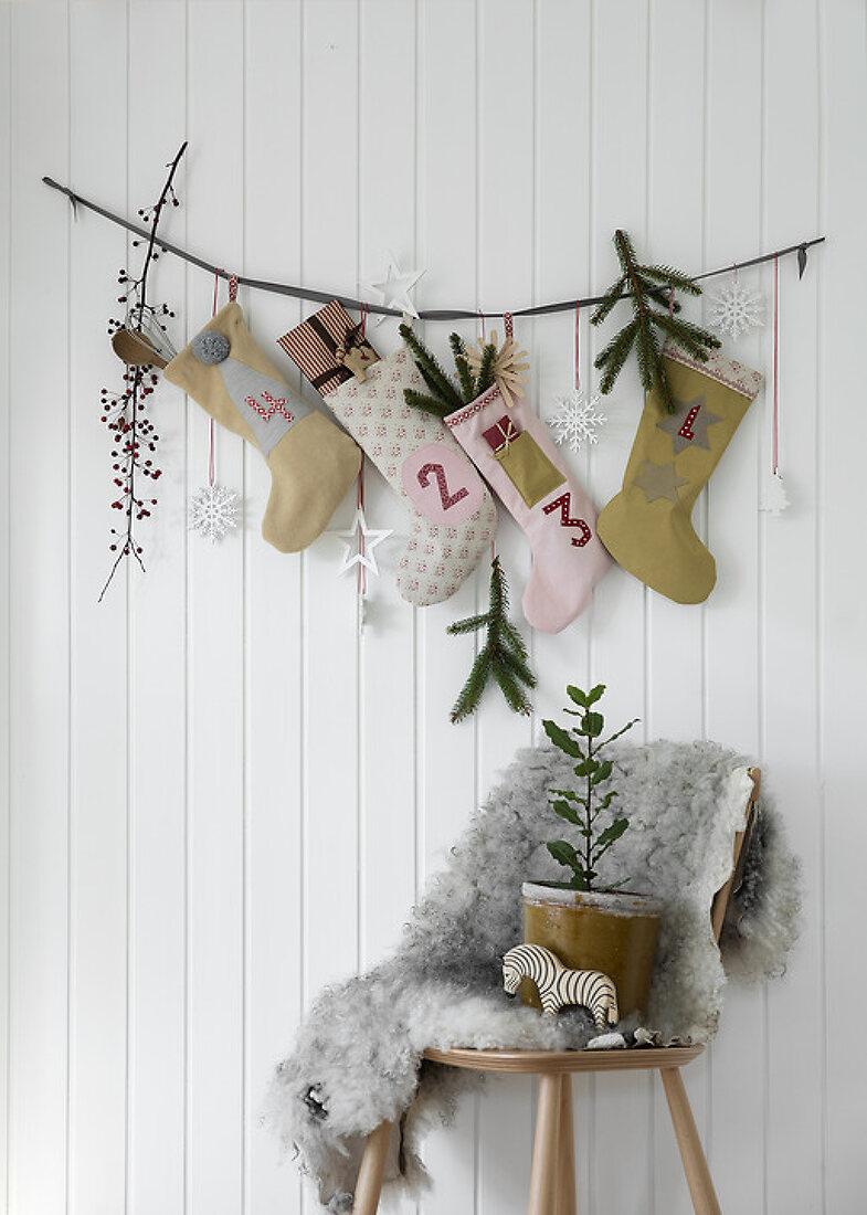 4 Calendars of Advent