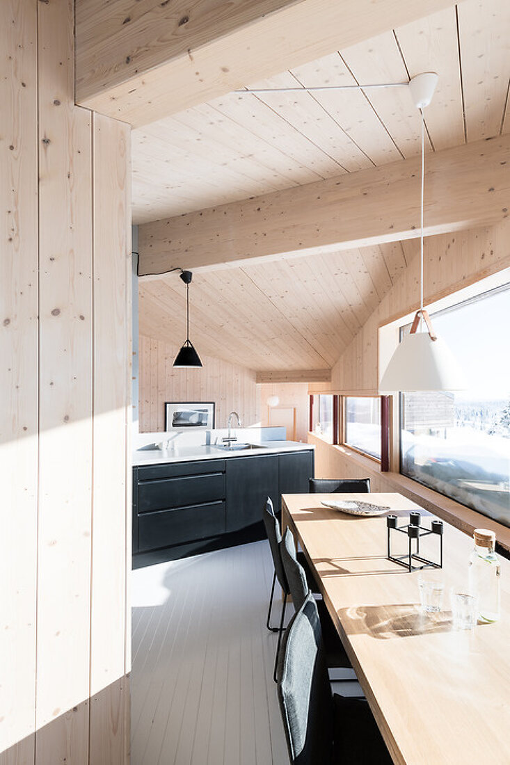 Cabin on 5 Levels