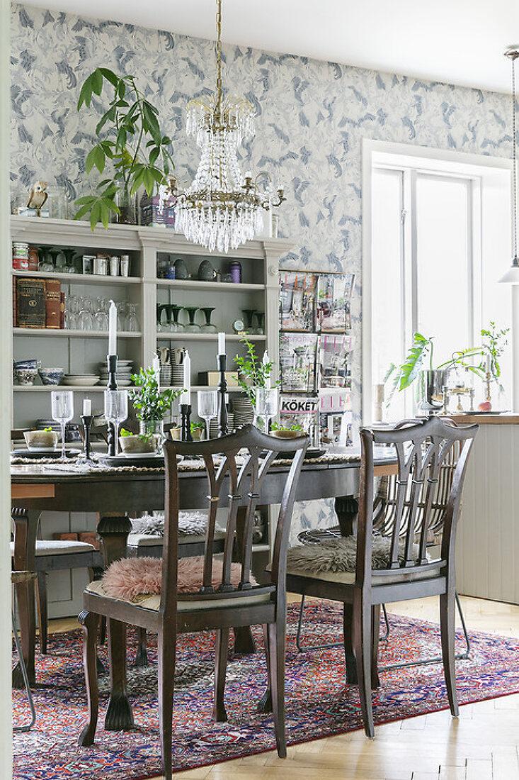 The Colorful Life of Villa Sacketorp