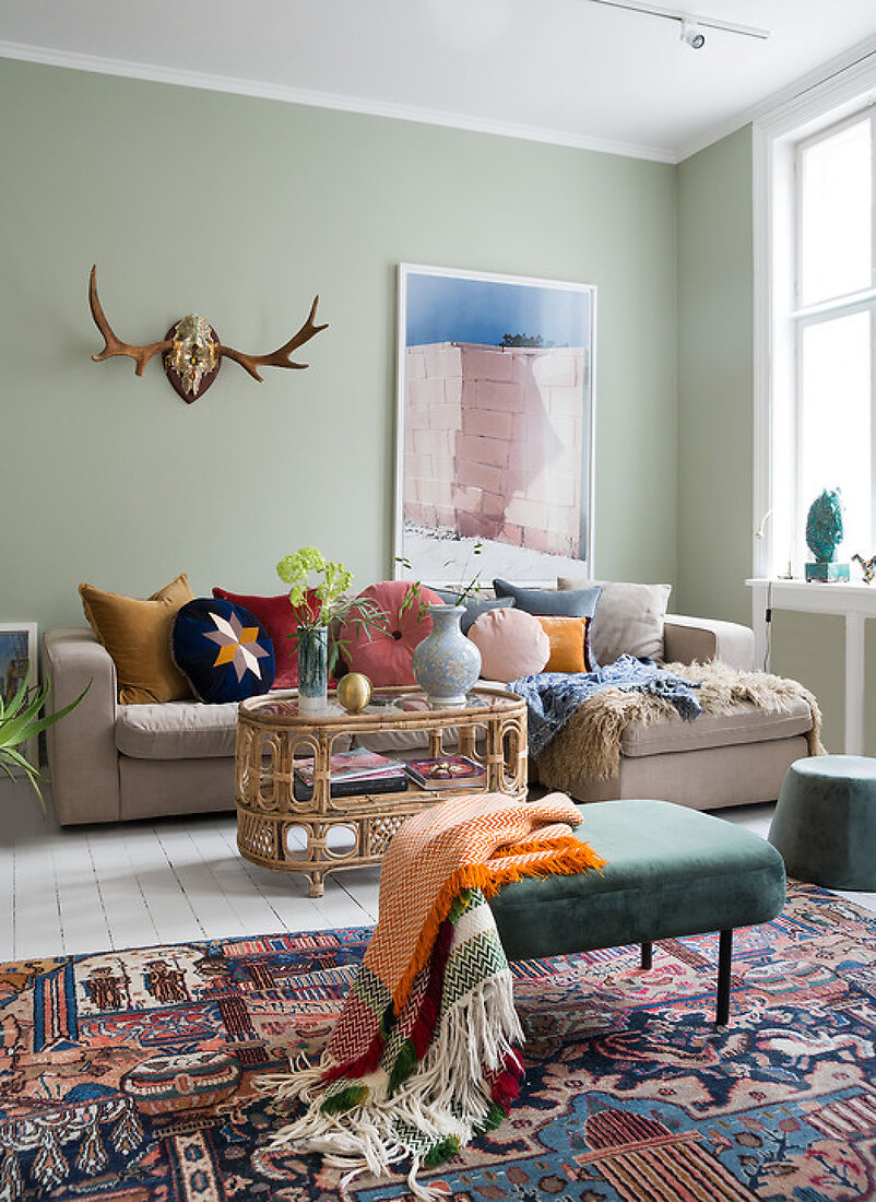 Decorating with Colors