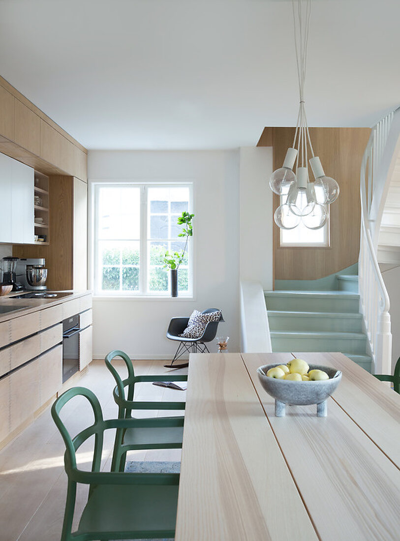 Kitchen planned in every Detail