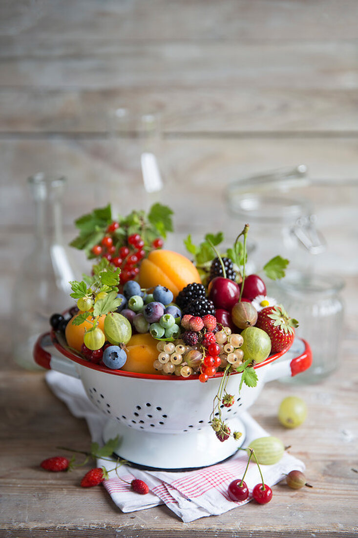 Preserving Flavors of Summer