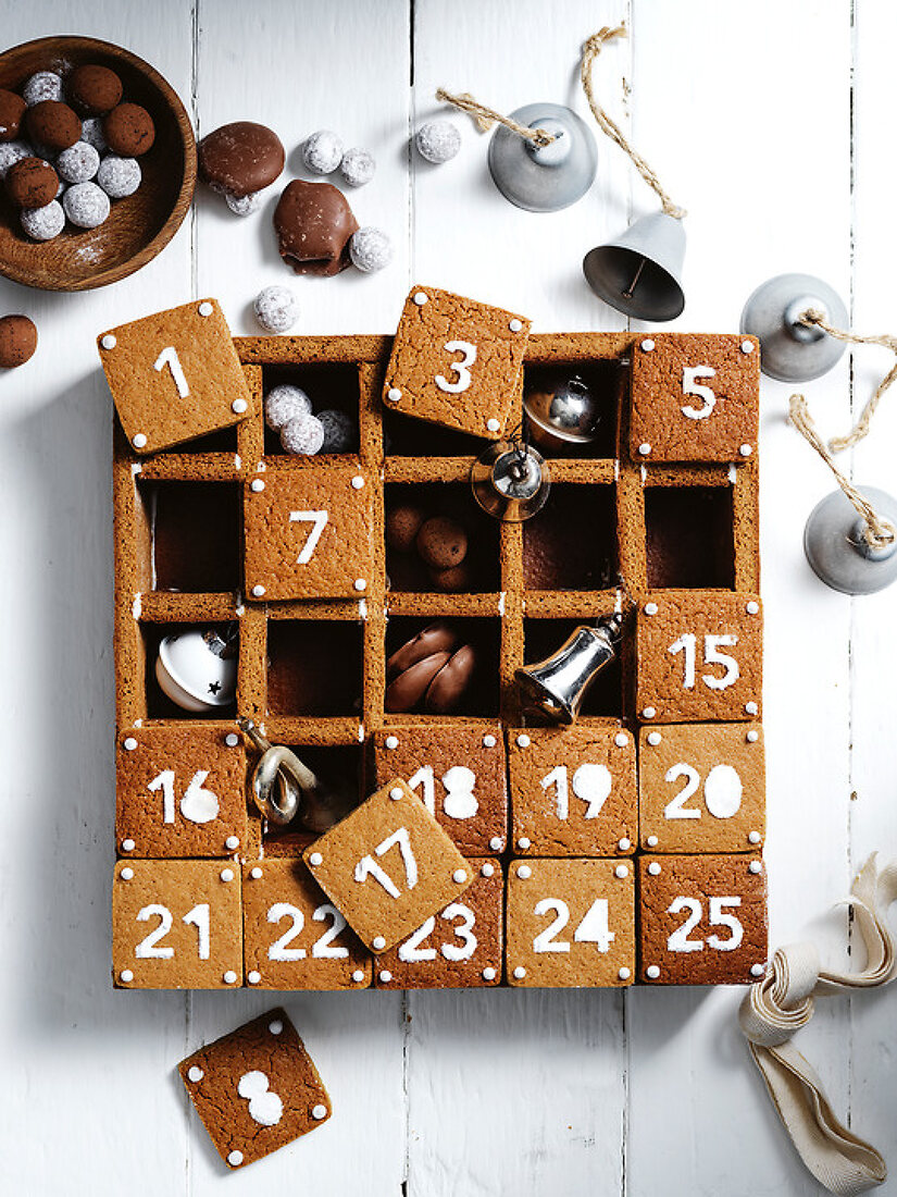 Whimsical Gingerbread