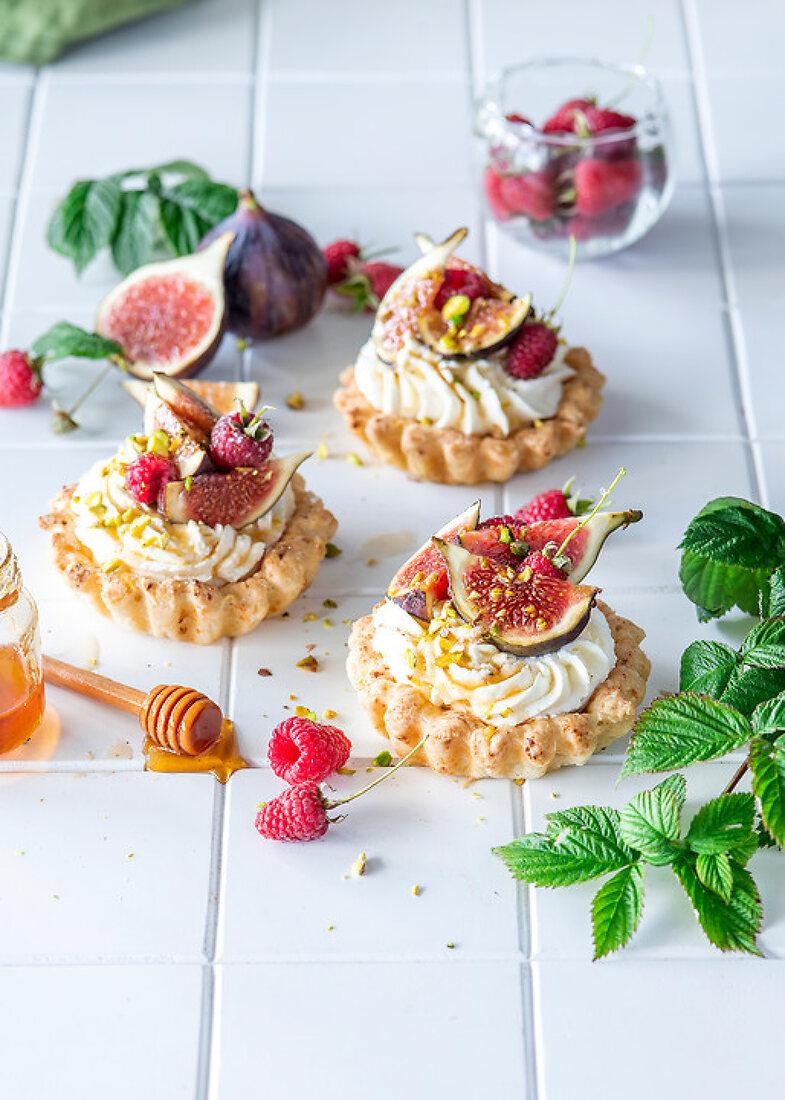Honeyed Figs
