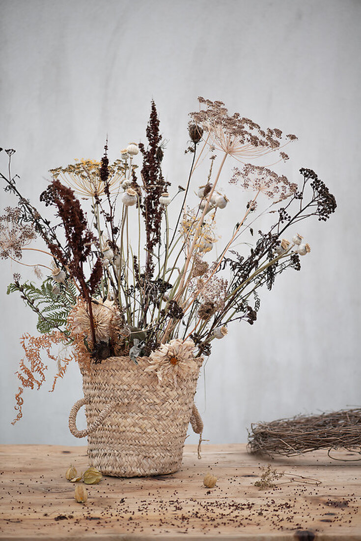 Dry Your Summer Flowers