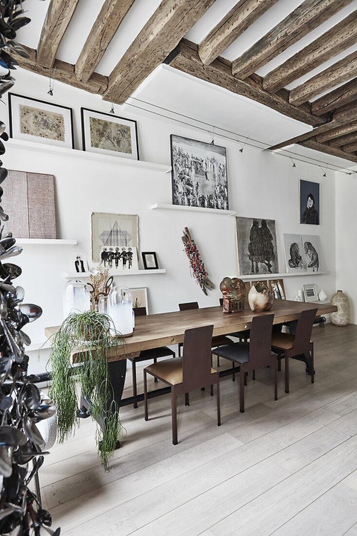 French-Scandinavian elegance in Paris