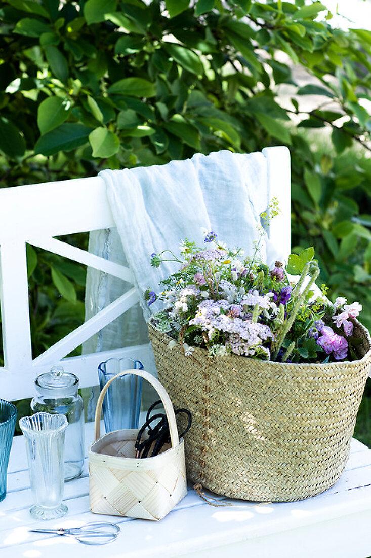 Bouquets in June