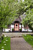 An Idyllic Summer Cottage