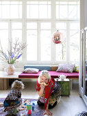 Casual & Creative Living with Kids