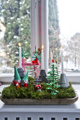 Colorful Childrens Christmas Decorations