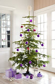 Styling Christmas Trees