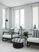 Soft Black & White