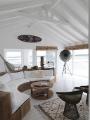 Rustic Pearl by the Sea
