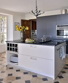 A Modern Kitchen in Provence
