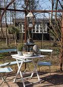 Mrs Pedersens Spring Garden