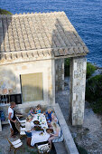 Mallorca Grill with Ocean View