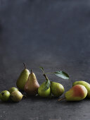 Pears - beautiful variations and tastes