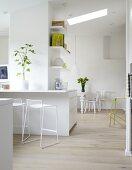 Bright Light Kitchen