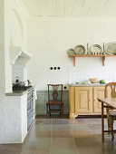 Manor Kitchen - Contemporary Rustic