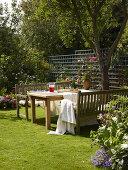 London Backyard