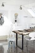 An artist Home - Trampedach